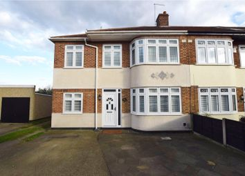 Thumbnail 4 bed end terrace house for sale in Heather Way, Rise Park, Essex