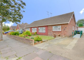 Thumbnail 3 bed semi-detached bungalow for sale in Windermere Crescent, Goring-By-Sea, Worthing
