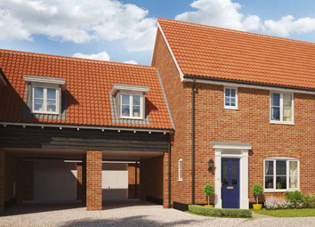 Thumbnail 3 bed detached house for sale in Church Hill, Saxmundham, Suffolk