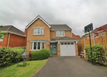 Thumbnail 4 bedroom detached house for sale in Higgins Road, West Cheshunt, Herts