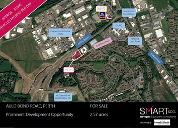 Land for sale in Auld Bond Road, Perth PH1
