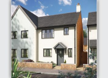 "Thumbnail 3 bedroom semi-detached house for sale in ""The Southwold"" at Stratton Road, Bude"