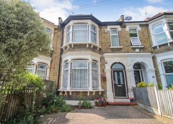 Thumbnail 4 bed terraced house for sale in Clarendon Road, Leytonstone, London