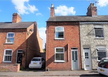 Thumbnail 2 bed terraced house for sale in Gladstone Street, Leicester