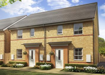 "Thumbnail 3 bedroom semi-detached house for sale in ""Folkestone"" at Akron Drive, Wolverhampton"