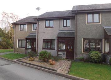 Thumbnail 3 bed terraced house for sale in Maes Y Garth, Minffordd, Penrhyndeudraeth, Gwynedd
