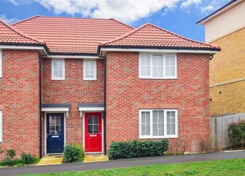 Thumbnail 3 bedroom semi-detached house for sale in Central Boulevard, Aylesham, Canterbury, Kent