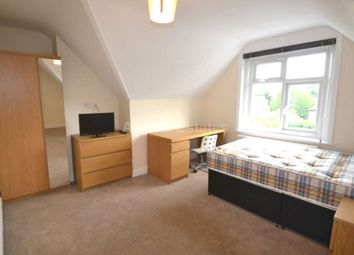 Thumbnail 5 bed flat to rent in Christchurch Road, Reading