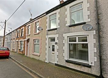 Thumbnail 3 bed terraced house for sale in Thurston Road, Trallwn, Pontypridd