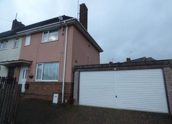 Thumbnail 2 bed end terrace house for sale in Cranford Road, Kingsthorpe, Northampton, Northamptonshire