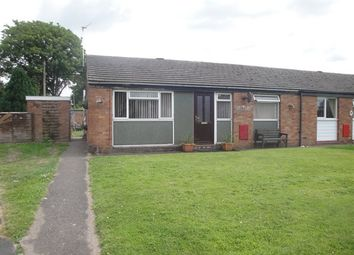 Thumbnail 2 bedroom semi-detached bungalow for sale in Rowan Road, Market Drayton