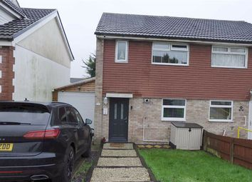 Thumbnail 3 bed semi-detached house for sale in Newgale Close, Barry, Vale Of Glamorgan