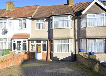 Thumbnail 3 bed terraced house for sale in The Ridgeway, Kingsbury