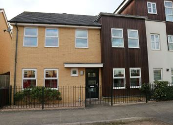 Thumbnail 3 bed semi-detached house to rent in Whale Avenue, Reading