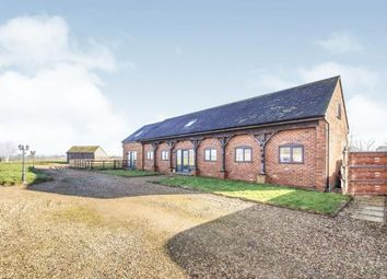Thumbnail 4 bed barn conversion for sale in Lutterworth Road, North Kilworth, Lutterworth, Leicestershire