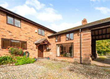 4 bed semi-detached house for sale in Dairy Farm, Newton Lane, Daresbury, Warrington WA4