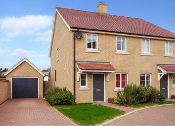 Thumbnail 2 bed semi-detached house for sale in Augustan Road, Bicester
