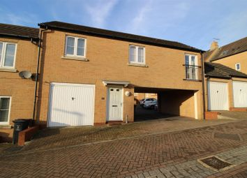 Thumbnail 2 bed flat for sale in Alwyn Court, Redhouse, Swindon