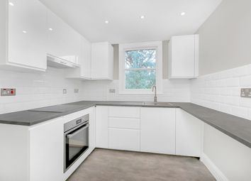 Thumbnail 1 bed flat to rent in Downs Park Road, Hackney