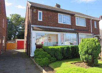 Thumbnail 3 bed semi-detached house for sale in Torquay Avenue, Hartlepool