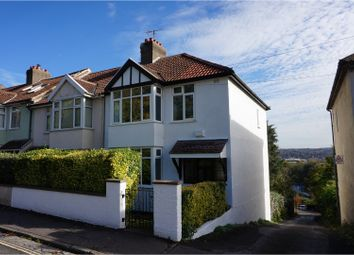 Thumbnail 3 bed end terrace house for sale in Ashley Down Road, Ashley Down
