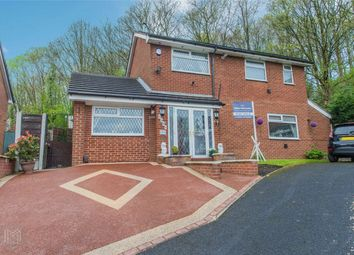 Thumbnail 3 bed detached house for sale in Riverside Drive, Radcliffe, Manchester, Lancashire