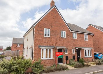 Thumbnail 3 bed semi-detached house to rent in Chimney Crescent, Irthlingborough, Wellingborough