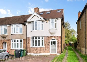 Thumbnail 4 bed end terrace house for sale in Vale Road, Worcester Park