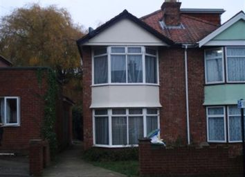 Thumbnail 4 bedroom property to rent in Mayfield Road, Swaythling, Southampton