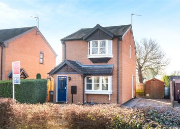 Thumbnail 3 bed detached house for sale in Pinfold Close, Osbournby