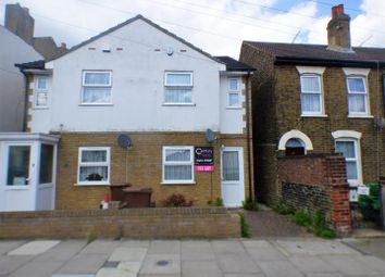 Thumbnail 3 bed semi-detached house to rent in Saunders Street, Gillingham