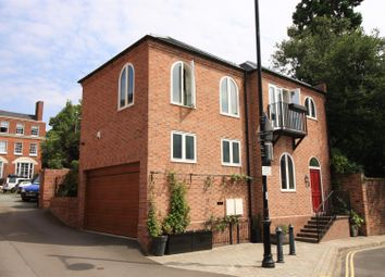 Thumbnail 3 bedroom detached house for sale in Town Walls, Shrewsbury