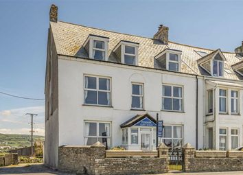 Thumbnail Hotel/guest house for sale in Pendrin Guest House, Atlantic Road, Tintagel