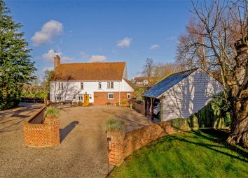 Thumbnail 3 bed detached house for sale in Bocking Hall, Church Street, Bocking, Essex