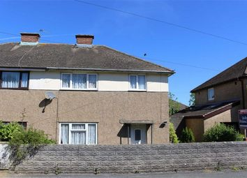 Thumbnail 3 bed semi-detached house for sale in Walters Avenue, Merlins Bridge, Haverfordwest