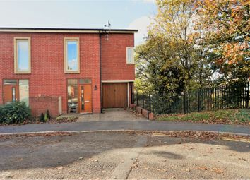 Thumbnail 4 bed end terrace house to rent in Derby Street, Manchester