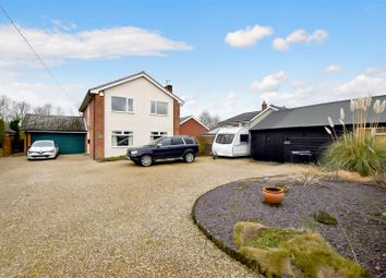 4 bed detached house for sale in Stambourne Road, Ridgewell, Halstead CO9