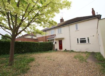 Thumbnail 3 bed semi-detached house to rent in Cherrytree Grove, Peterborough