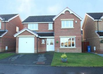 Thumbnail 4 bed detached house for sale in Cromwell Road, Falkirk