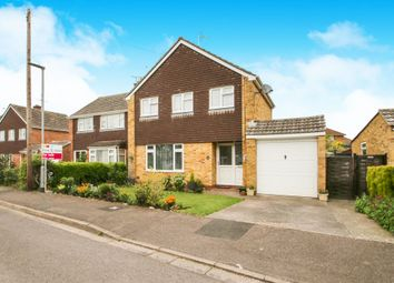 Thumbnail 3 bed detached house for sale in Bloomfield Close, Taunton