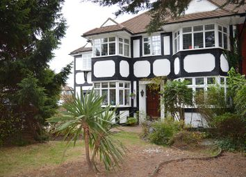 Thumbnail 6 bed semi-detached house for sale in Robin Hood Way, Kingston Vale, London.
