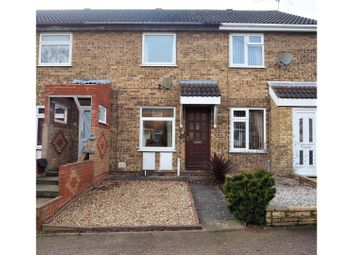 Thumbnail 2 bed terraced house for sale in Langley Road, King's Lynn