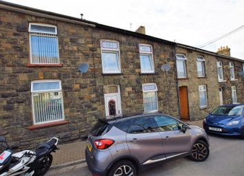 Thumbnail 3 bed terraced house for sale in Mary Street, Cilfynydd, Pontypridd