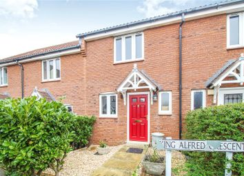 Thumbnail 2 bedroom terraced house for sale in King Alfred Crescent, Northam, Bideford