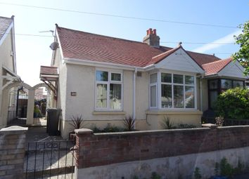Thumbnail 2 bed semi-detached bungalow to rent in Anns Hill Road, Gosport