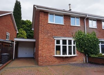 Thumbnail 2 bed semi-detached house for sale in Kingfisher, Wilnecote, Tamworth