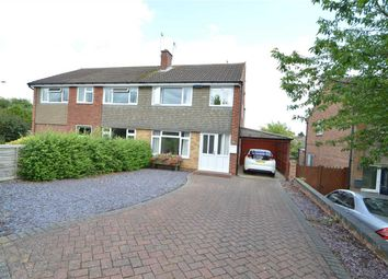 Thumbnail 3 bed semi-detached house for sale in Mount Pleasant, Keyworth, Nottingham