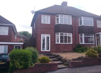 Thumbnail 3 bedroom semi-detached house to rent in Watsons Green Road, Dudley