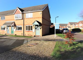 Thumbnail 2 bed end terrace house for sale in Ajax Close, Rugby
