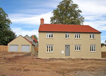 Thumbnail 4 bed detached house for sale in Kingsdon, Somerton